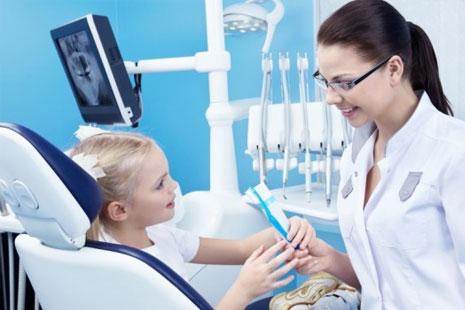 Гигиена полости рта. Лечение зубов у детей